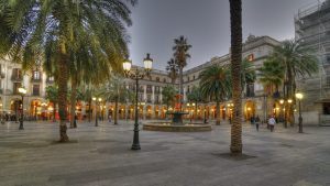 Most Famous Squares in Barcelona